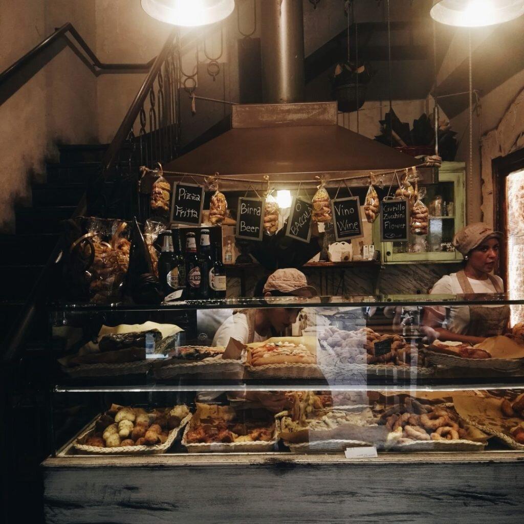 Neapol - zjedz południowe Włochy! Część I 6