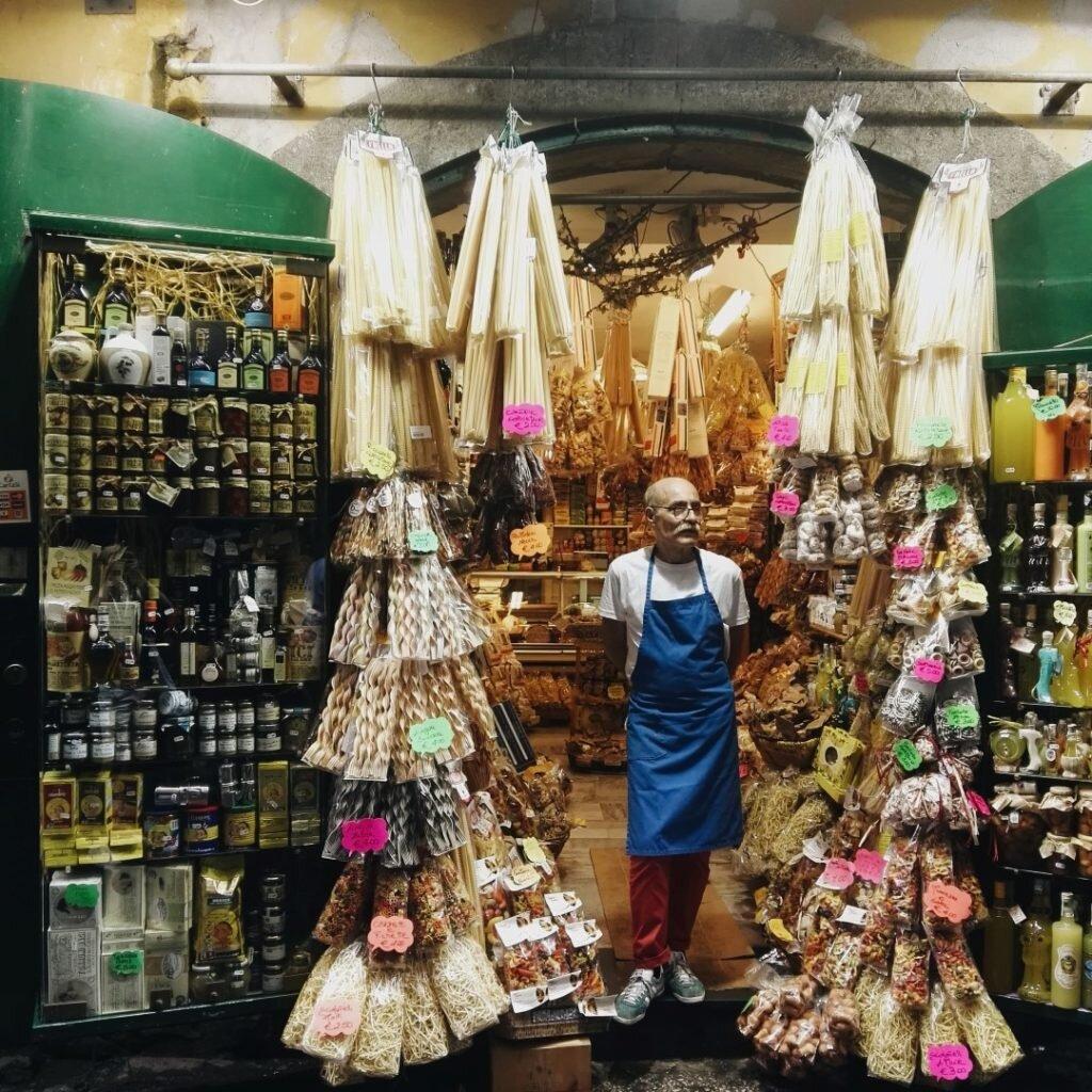Neapol - zjedz południowe Włochy! Część I 8