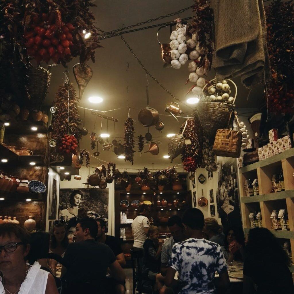 Neapol - zjedz południowe Włochy! Część I 1