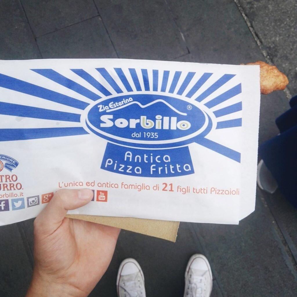 Neapol - zjedz południowe Włochy! Część I 3