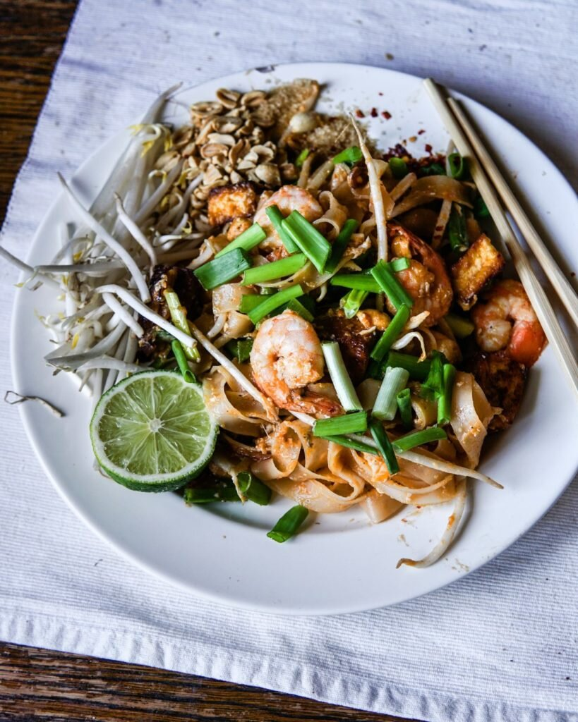 Pad Thai - rollercoaster kubków smakowych 3