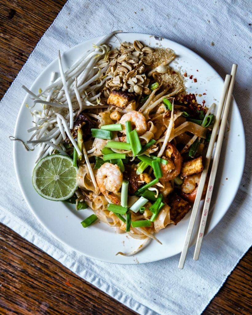 Pad Thai - rollercoaster kubków smakowych 1