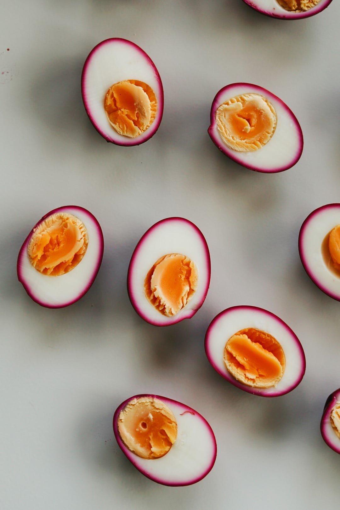 Diabelskie faszerowane jajka 5