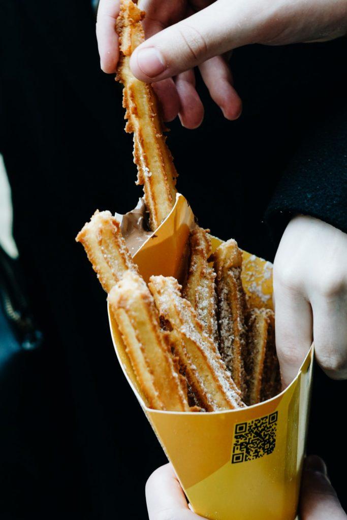 Reuben, churros i inne takie street foody 14