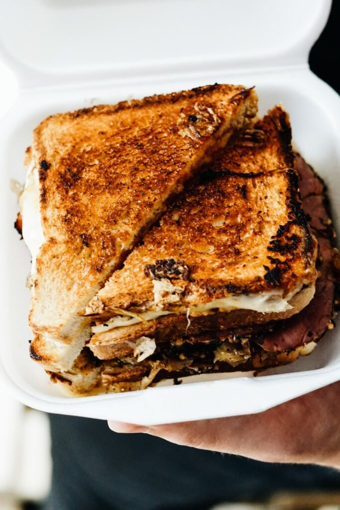 Reuben, churros i inne takie street foody 8