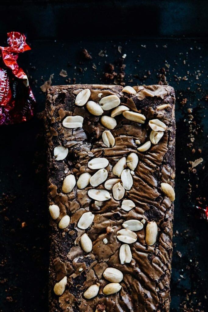Michałkowe brownie 3