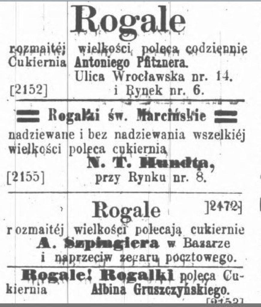 Cała prawda o rogalach świętomarcińskich. Gdzie na rogala w Warszawie i Rzeszowie? 3