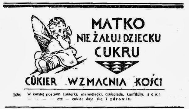 Cukier. Dieta reżimowa - Realia PRL-u a Kuchnia Polska. Część III 2