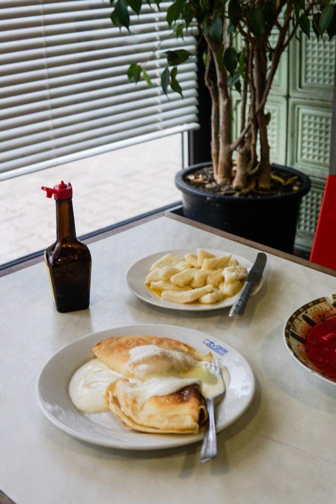 Bary mleczne. Dieta reżimowa - Realia PRL-u a Kuchnia Polska. Część V 3