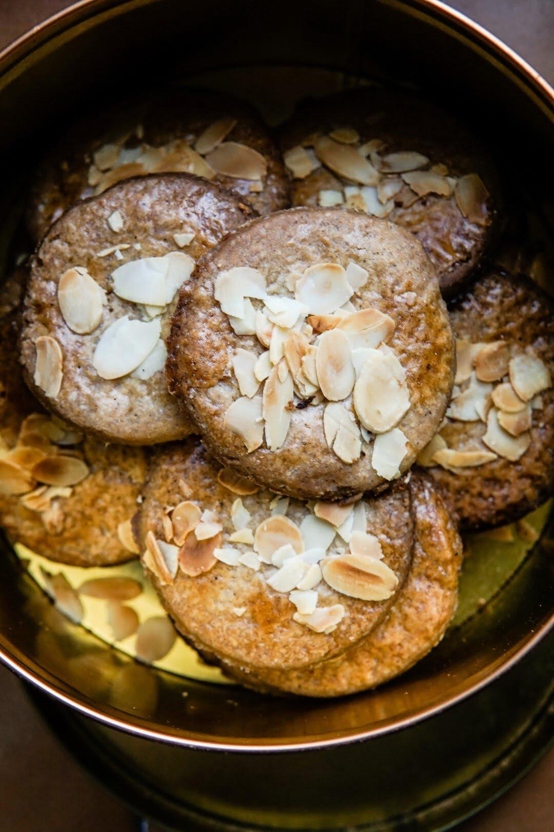 Ciasteczka korzenne z pieprzem 16