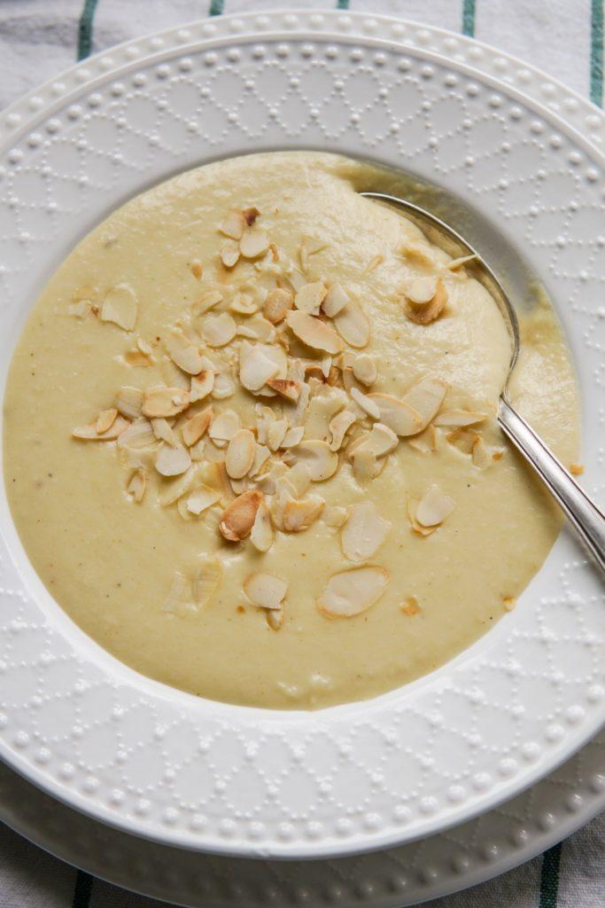Zupa krem z kiszonej kapusty 4