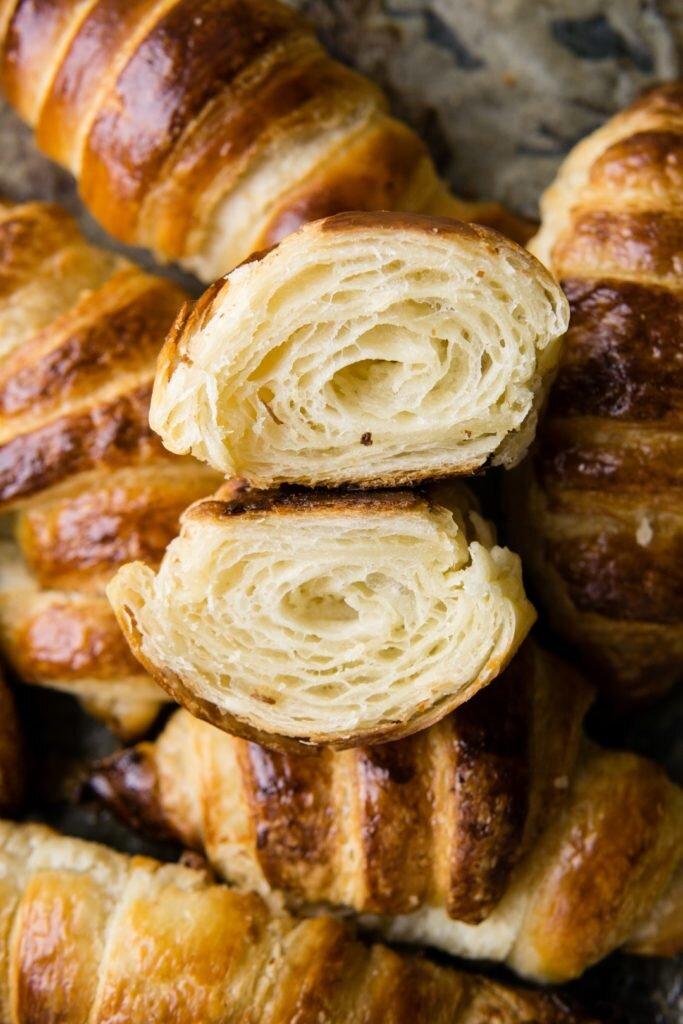 Croissanty idealne 1