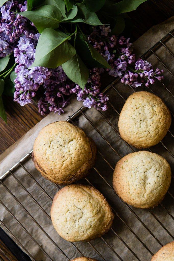 Rumiankowe ciasteczka maślane z cytryną 7