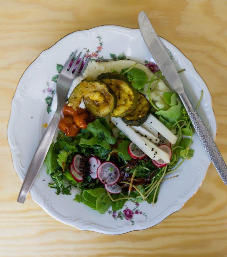 Kuchnia Konfliktu - tu ferment sieją uchodźcy 5