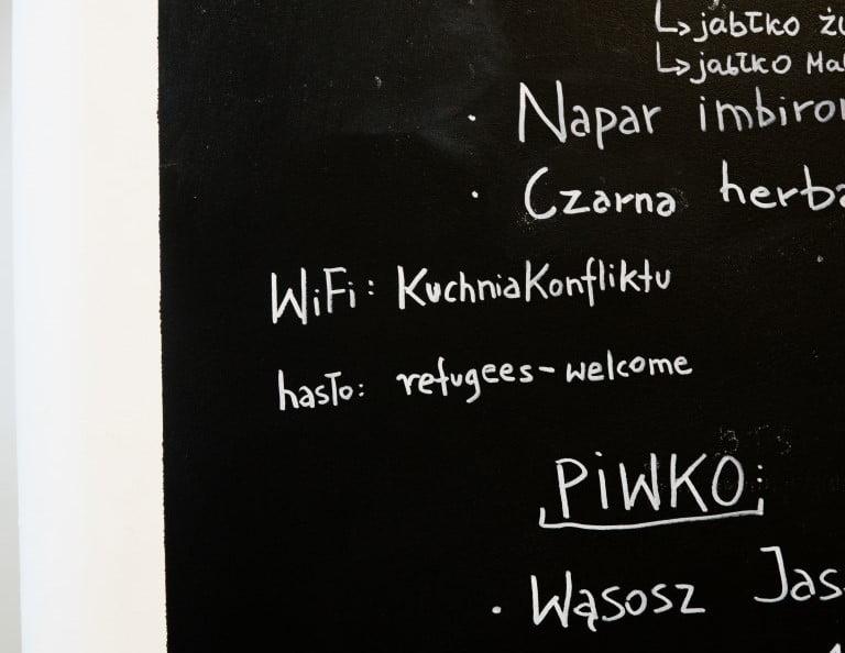 Kuchnia Konfliktu Tu Ferment Sieja Uchodzcy