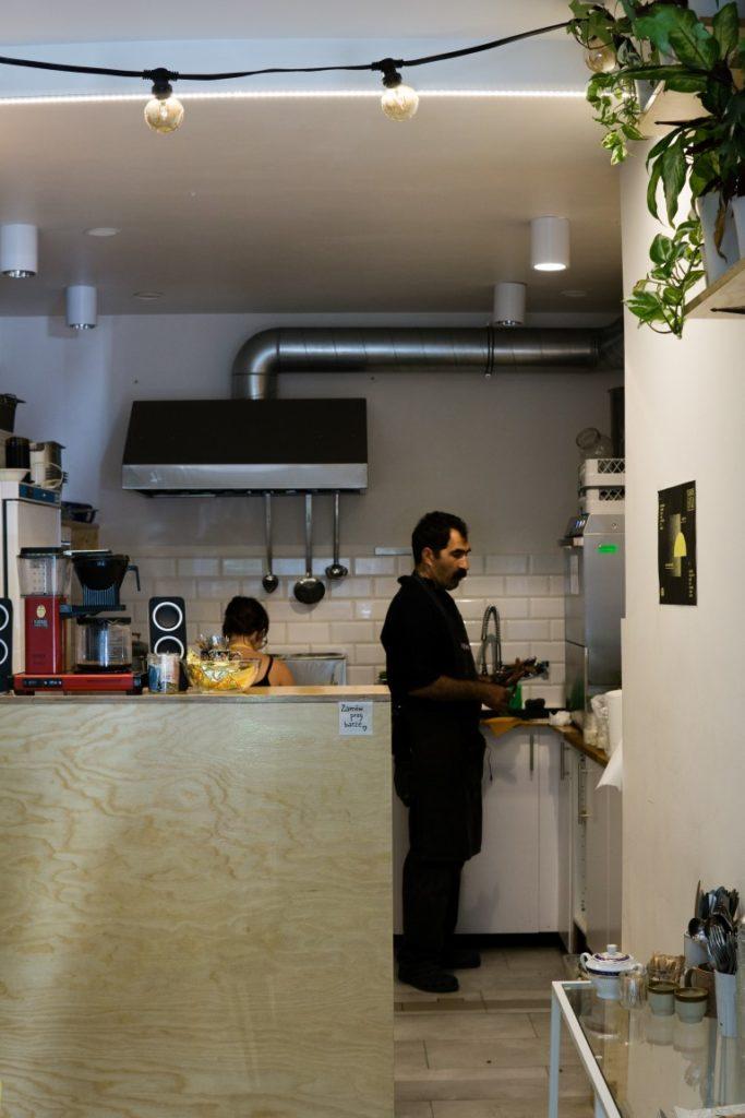 Kuchnia Konfliktu - tu ferment sieją uchodźcy 7