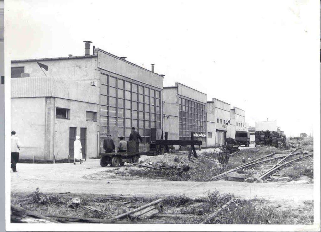 Owocowa fabryka w Rzeszowie - Alima-Gerber 5