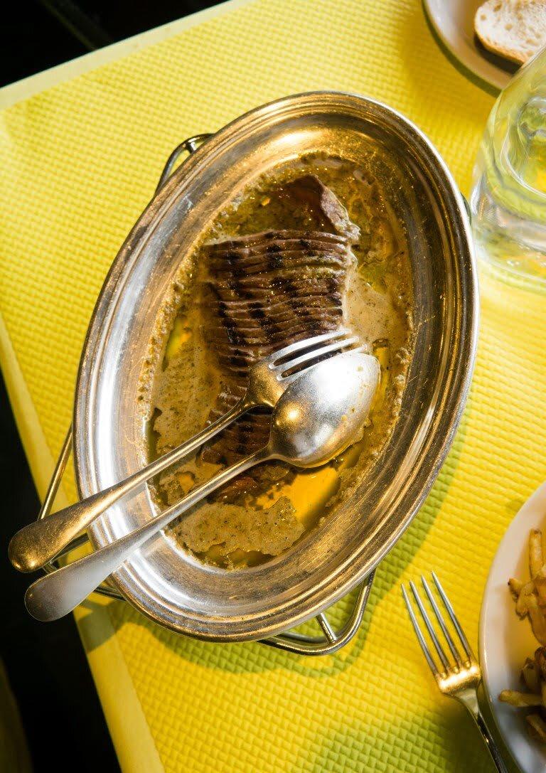 L'Entrecôte i wciąż nierozwiązana kulinarna zagadka 2