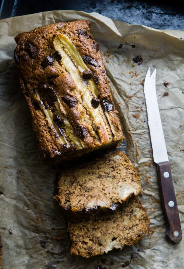 Easy Banana Bread 2