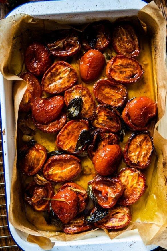 Konfitowane pomidory w oliwie z oliwek 2