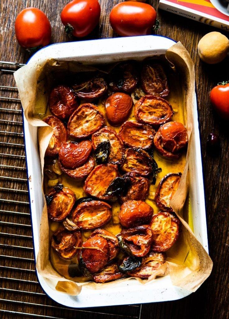 Konfitowane pomidory w oliwie z oliwek 4