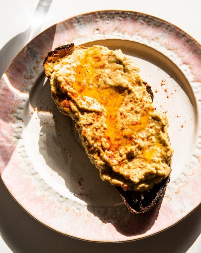 Gotuję dla Vogue'a: Pasta z bakłażana i wędzonej papryki 1