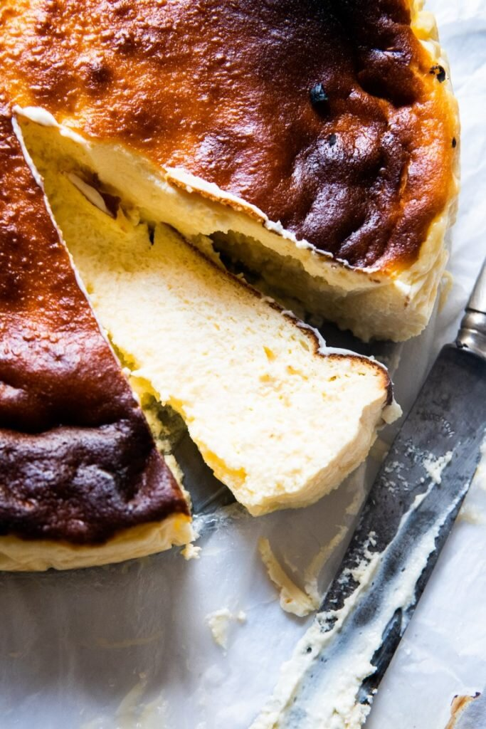 Basque Cheesecake (But Even Better) 3