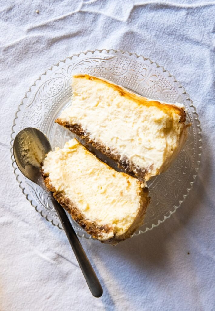 Basque Cheesecake (But Even Better) 1
