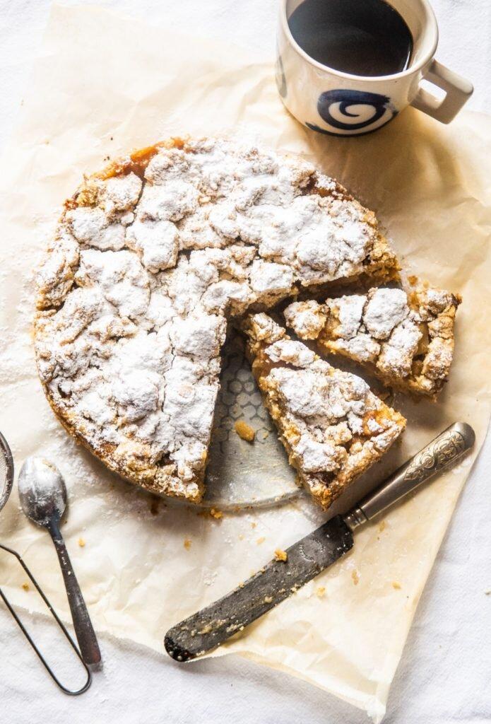 Favorite Szarlotka: Polish Apple Pie 2